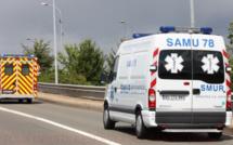 Les Mureaux : l'adolescent blessé grièvement dans un accident de la circulation pilotait un scooter volé