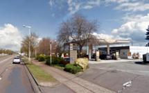 Une station-service braquée par deux hommes armés d'un couteau à Saint-Etienne-du-Rouvray