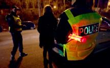 Violences urbaines à Poissy : poubelles incendiées, abribus dégradé et policiers caillassés