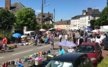 La foire à tout du personnel communal de Pacy-sur-Eure, c'est aujourd'hui dimanche