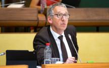 Pascal Lehongre, maire de Pacy-sur-Eure, président par intérim du Conseil départemental de l'Eure ?