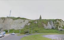 Dieppe : fausse alerte au suicide, les pompiers et l'hélicoptère de la sécurité civile engagés