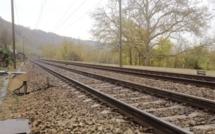 Par déception amoureuse, il voulait mettre fin à ses jours écrasé par un train à Oissel