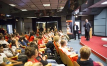 Les collégiens de Routot remportent la 4ème édition de «Mets la Normandie dans ton assiette»