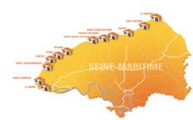 """""""Lire à la plage"""" : 12 stations balnéaires de la côte d'Albâtre participent à l'opération"""