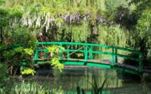 Jean-Yves Le Drian visite ce lundi les Jardins de la maison de Claude Monet à Giverny