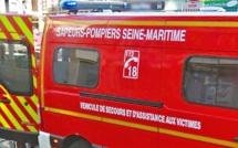 Deux jeunes gens blessés à l'arme blanche à Canteleu : l'un d'eux hospitalisé dans un état grave