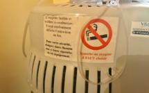 À Elbeuf, il enflamme avec une cigarette l'oxygène de son appareil respiratoire : grièvement brûlé