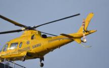 Hautot-sur-Mer : un jeune baigneur perd connaissance dans un camping, il est héliporté au CHU de Rouen