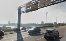 Rouen : renversé par un camion sur le pont Guillaume-le-Conquérant, un piéton grièvement blessé