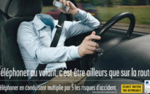 En Seine-Maritime, il perd six points en moins de 30' : un routier verbalisé deux fois avec le téléphone à l'oreille
