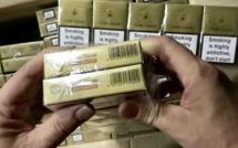 Plus de 13 tonnes de cigarettes de contrebande saisies par les douaniers de Dunkerque