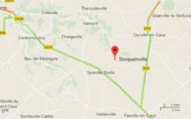 Seine-Maritime : feu de hangar agricole près de Valmont, les animaux évacués in extremis