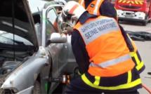 Seine-Maritime : deux jeunes gens grièvement blessés dans un accident près d'Aumale