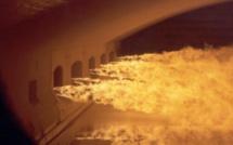 Quatre salariés brûlés par du verre en fusion dans une verrerie de Seine-Maritime