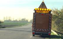 Seine-Maritime : un mort et un blessé dans un accident sur la RN 31 près de Gournay-en-Bray
