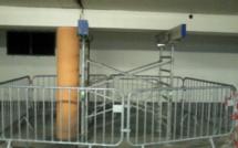 Seine-Maritime : le parking de l'espace Maupassant à Fécamp est rouvert