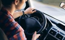 Eure : le conducteur passe ses nerfs sur la carrosserie du véhicule qui le suit ...trop près