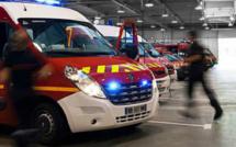 Seine-Maritime : six blessés, dont un grave, dans un face-à-face qui a impliqué 6 véhicules