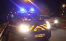 Alcoolisé, le conducteur belliqueux provoque un accident près d'Évreux et s'en prend aux gendarmes