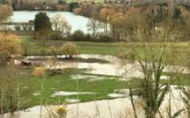 Inondations dans l'Eure : les sapeurs-pompiers sont intervenus 218 fois depuis ce matin