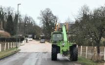 Inondations en Seine-Maritime : 312 personnes mises en sécurité par les sapeurs-pompiers