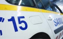 Un conducteur piégé dans son véhicule lors d'un face-à-face à La Londe : il est grièvement blessé