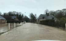 Routes fermées et communes privées d'eau potable : le point dans l'Eure avant le week-end