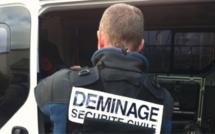 Calvados : 800 personnes évacuées à Colombelles, l'opération de déminage a commencé ce dimanche 28 janvier