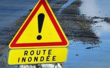 Inondations en Seine-Maritime : pluie, vent et débordement de la Seine ce mercredi
