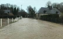 Inondation en Seine-Maritime : 150 personnes évacuées au cours de la nuit, 46 communes toujours en alerte