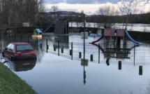 Inondations en Seine-Maritime et dans l'Eure : alerte maintenue pour la nuit prochaine