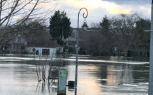 Crue : le niveau de la Seine stagne entre Poses et Rouen, début de décrue dans l'Eure