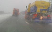 Neige et verglas : salage préventif cette nuit de lundi à mardi au Havre
