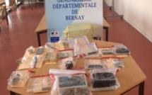 A Bernay, les gendarmes démantèlent  un trafic de drogue : cinq suspects interpellés