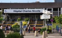 Rouen : un voleur interpellé en flagrant délit dans l'enceinte du CHU Charles Nicolle