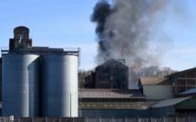 Explosion et incendie chez Saipol à Dieppe : deux techniciens sont décédés, un autre est blessé