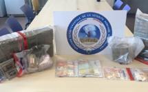 Plus de 2 kg de drogue et 25 000€ d'avoirs criminels saisis : six interpellations dans les Yvelines
