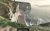Seine-Maritime : un homme se tue en sautant de la falaise près du Havre, un autre menace de sauter à Étretat