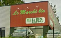 Le Marché bio à Montivilliers, près du Havre, braqué par deux malfaiteurs qui raflent le contenu du coffre-fort