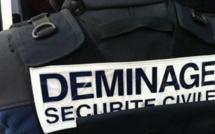 Fécamp : périmètre de sécurité aux abords du commissariat après la découverte d'une grenade