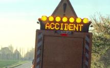 La Couture-Boussey (Eure) : le chauffeur d'un car scolaire grièvement blessé dans un accident