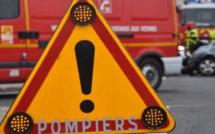 En Seine-Maritime, un monospace se couche sur l'A150 entre Yvetot et Rouen : six passagers blessés