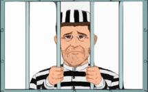Le prisonnier de Val-de-Reuil, évadé de l'hôpital d'Elbeuf, va retrouver sa cellule : il a été repris ce matin