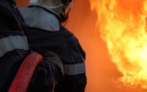 Un corps sans vie découvert dans les décombres d'une maison en feu à Neufchâtel-en-Bray