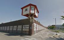 Rouen : feu de matelas à la prison, un détenu légèrement intoxiqué par la fumée