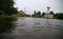 Inondations dans l'Eure : 11 personnes évacuées cette nuit et des routes impraticables