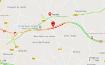 En ce moment : accident de poids lourd, l'autoroute A29 coupée en Seine-Maritime