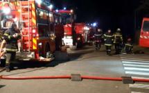 Seine-Maritime : une maison d'habitation ravagée par les flammes cette nuit à Saint-Denis-le-Thiboult
