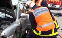 Seine-Maritime : une automobiliste grièvement blessée lors d'un accident avec un poids lourd à Buchy
